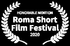 HONORABLE-MENTION-Roma-Short-Film-Festival-2020