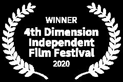 WINNER-4th-Dimension-Independent-Film-Festival-2020