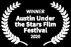 WINNER-Austin-Under-the-Stars-Film-Festival-2020
