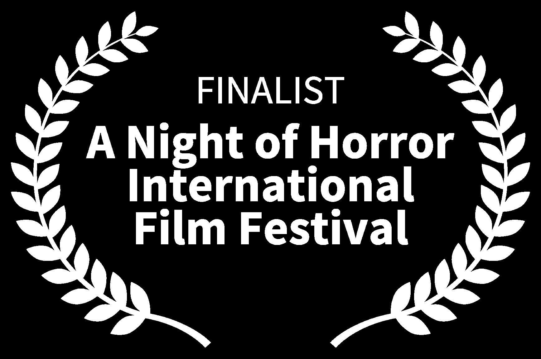 FINALIST - A Night of Horror International Film Festival