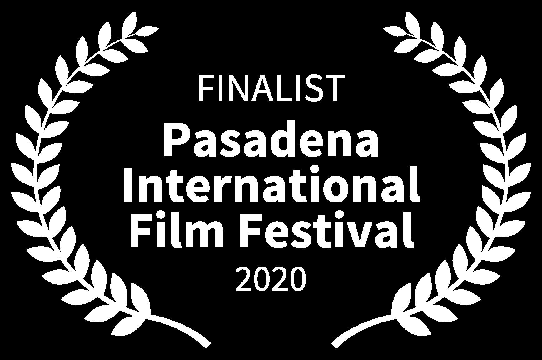 FINALIST - Pasadena International Film Festival - 2020