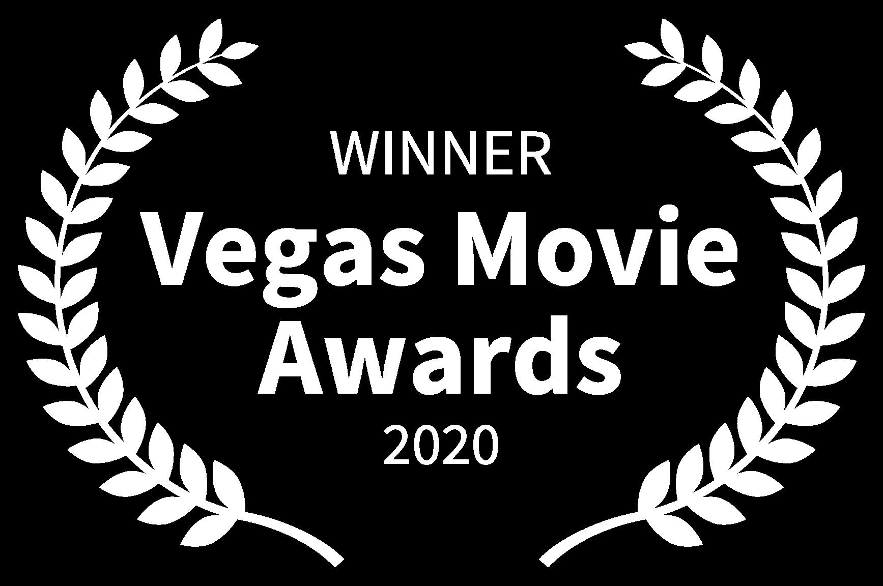 WINNER - Vegas Movie Awards - 2020 (1)