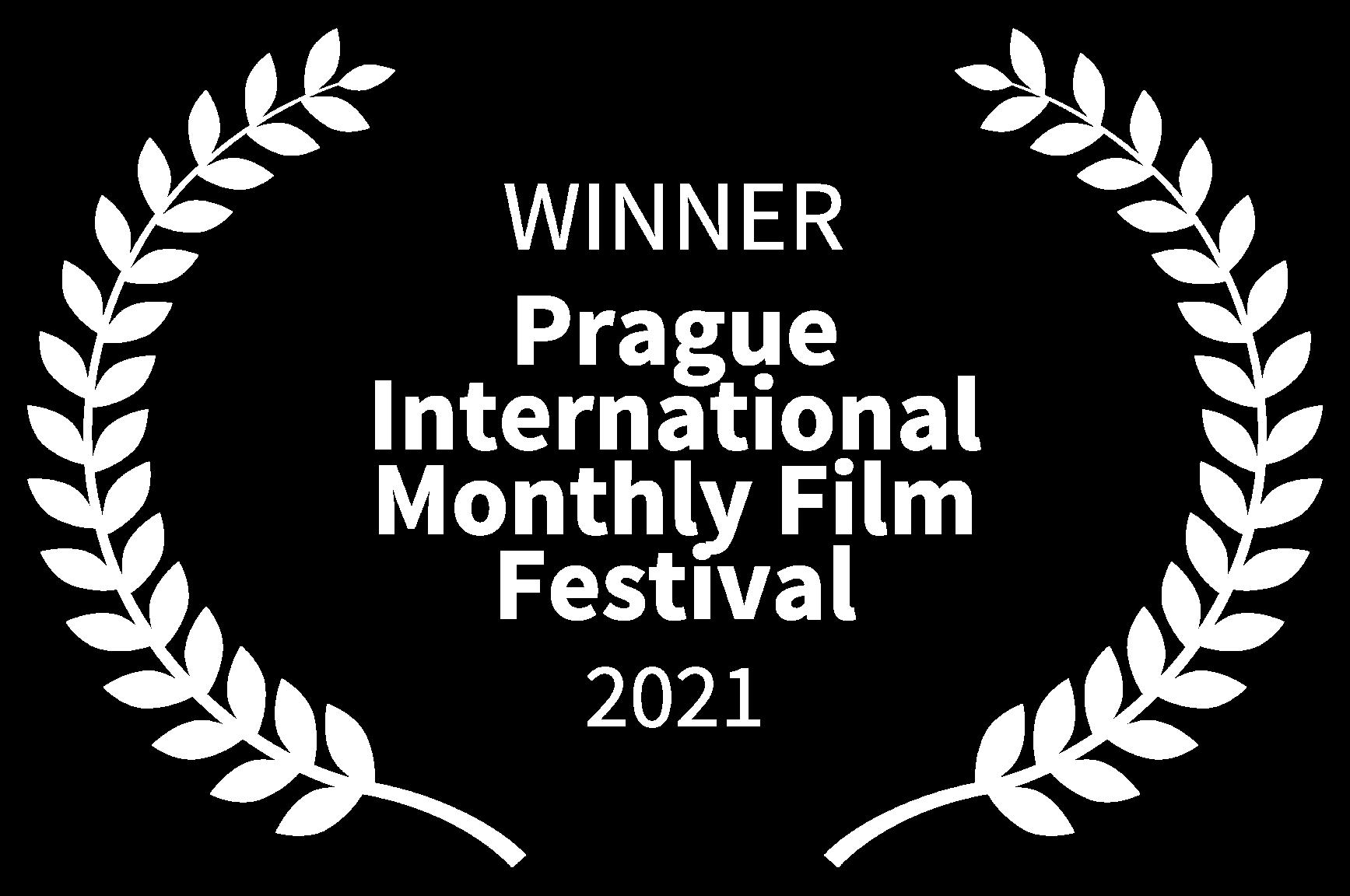 WINNER - Prague International Monthly Film Festival - 2021