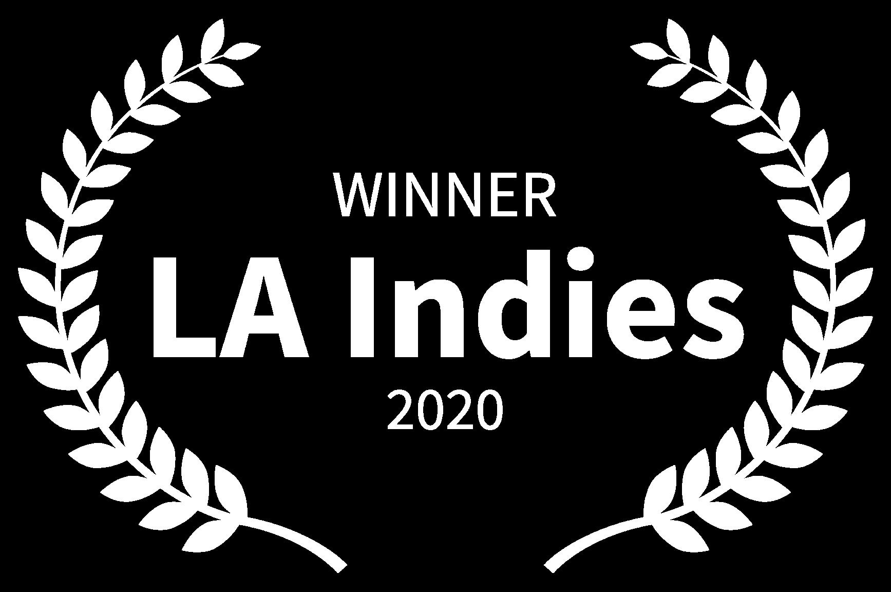 WINNER - LA Indies - 2020